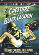 CREATURE FROM THE BLACK LAGOON (1954) - Used DVD