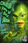 CREATURE FROM THE BLACK LAGOON  by Vargo Statten - Book