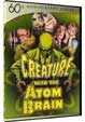 CREATURE WITH THE ATOM BRAIN (1955) - Used DVD
