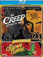 CREEPING TERROR/CREEP BEHIND THE CAMERA (1964/2014) - Blu-Ray