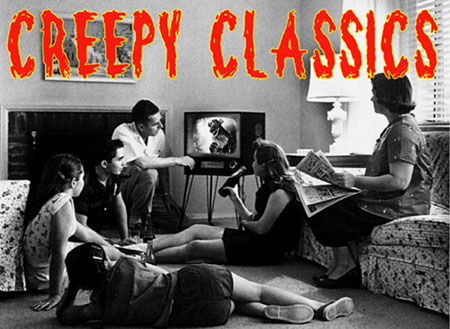 Models, Toys & Action Figures - Creepy Classics