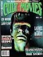 CULT MOVIES #21 - Magazine