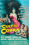 CULT OF THE COBRA (1955) - 11X17 Poster Reproduction