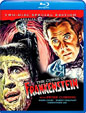 CURSE OF FRANKENSTEIN (1957/Hammer) - Blu-Ray