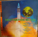 DESTINATION MOON (Original Stereo Album!) - Used LP