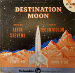 DESTINATION MOON (1950) - Original Record Album