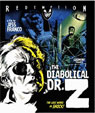 DIABOLICAL DR. Z (1966/Kino-Redemption) - Blu-Ray