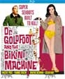 DR. GOLDFOOT AND THE BIKINI MACHINE (1965) - Blu-Ray