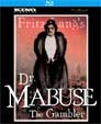 DR. MABUSE - THE GAMBLER (1922) - Used Blu-Ray