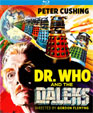 DR. WHO AND THE DALEKS (1965) - Blu-Ray