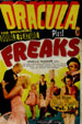 FREAKS (1932)/DRACULA (1931) - Double Feature Limited DVD
