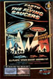 EARTH VS. THE FLYING SAUCERS - Model Kit