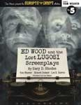 ED WOOD & THE LOST LUGOSI SCREENPLAYS - Book