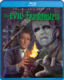 EVIL OF FRANKENSTEIN (1964) - Blu-Ray