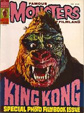 FAMOUS MONSTERS OF FILMLAND #108 (Kong Special) - Magazine