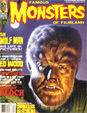 FAMOUS MONSTERS OF FILMLAND #205 - Magazine