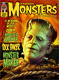 FAMOUS MONSTERS OF FILMLAND #257 (LIMITED BAKER COVER) - Mag