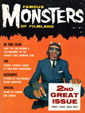 FAMOUS MONSTERS OF FILMLAND #2 - Magazine