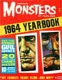 FAMOUS MONSTERS OF FILMLAND YEARBOOK 1964 - Magazine