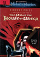 FALL OF THE HOUSE OF USHER (1960/Midnite Movies) - Used DVD