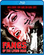 FANGS OF THE LIVING DEAD (1969) - Blu-Ray