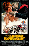FEARLESS VAMPIRE KILLERS (1967) - 11X17 Poster Reproduction