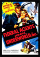 FEDERAL AGENTS VERSUS UNDERWORLD, INC. (1949) - DVD