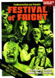 FESTIVAL OF FRIGHT (Special Edition) - DVD