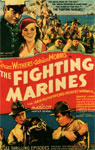 FIGHTING MARINES, THE - 11X17 Poster Reproduction