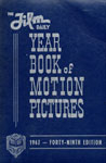 FILM DAILY YEARBOOK 1967 - Heavy Big Book