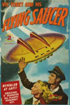 FLYING SAUCER - Retro Model Kit