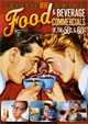 FOOD & BEVERAGE COMMERCIALS 1950s-1960s - DVD