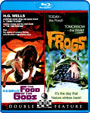 FOOD OF THE GODS (1976)/FROGS (1972) - Blu-Ray