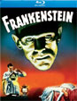 FRANKENSTEIN (1931/Color Cover) - Blu-Ray