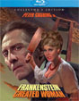 FRANKENSTEIN CREATED WOMAN (1967) - Blu-Ray