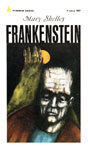 FRANKENSTEIN By Mary Shelley (Pyramid 1965) - Paperback Book