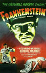 FRANKENSTEIN (1931/Re-Release Version) - 11X17 Poster Repro