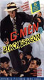 G-MEN VS. THE BLACK DRAGON (1943) - Used VHS Double Set