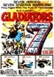 GLADIATORS 7 (1968) - DVD