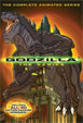 GODZILLA - THE COMPLETE SERIES (1998-2000 Animated) - 4 DVD Set