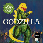 GODZILLA (Classic Aurora Design) - Glow Model Kit