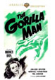GORILLA MAN, THE (1943) - DVD
