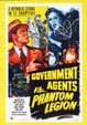 GOVERNMENT AGENTS VS. PHANTOM LEGION (1951) - DVD