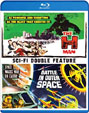 BATTLE IN OUTER SPACE/THE H-MAN (Double Feature) - Blu-Ray