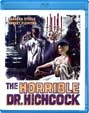 HORRIBLE DR. HICHCOCK (1962) - Blu-Ray