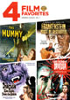 HAMMER HORROR CLASSICS (4 Film Favorites) - DVD Set