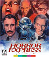 HORROR EXPRESS (1972 Super Special Edition) - Arrow Blu-Ray
