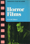 HORROR FILMS by R.H. W. Dillard - New Softcover Book