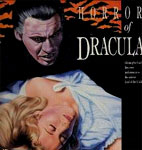 HORROR OF DRACULA (1958) - Laser Disc