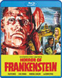 HORROR OF FRANKENSTEIN (1970) - Blu-Ray